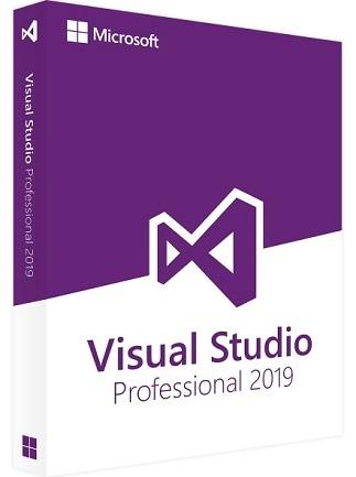 Microsoft Visual Studio 2019 Professional (PC) - Microsoft Key - GLOBAL - 1