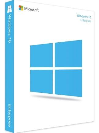 Microsoft Windows 10 Enterprise (PC) - Microsoft Key - GLOBAL - 1