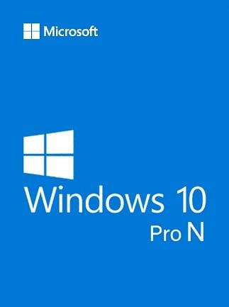 Microsoft Windows 10 Pro N - Microsoft Key - GLOBAL - 1