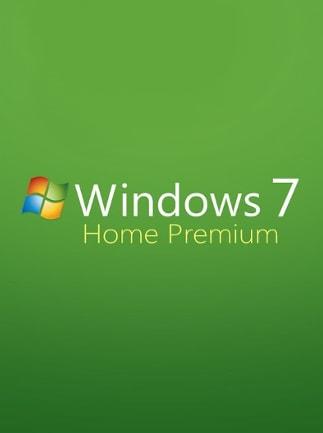 Microsoft Windows 7 OEM Home Premium PC Microsoft Key GLOBAL - 1