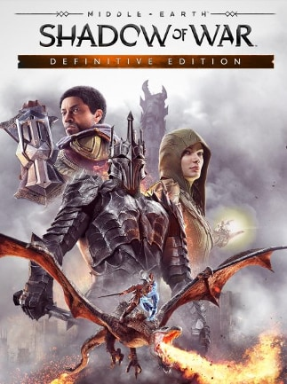 Middle-earth: Shadow of War Definitive Edition Steam Key GLOBAL - 1