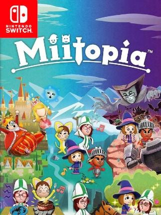 Miitopia (Nintendo Switch) - Nintendo Key - UNITED STATES - 1