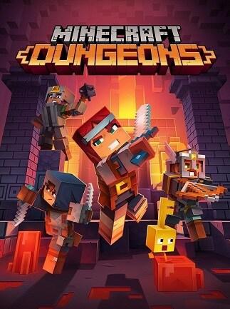 Minecraft: Dungeons (PC) - Steam Gift - GLOBAL - 1