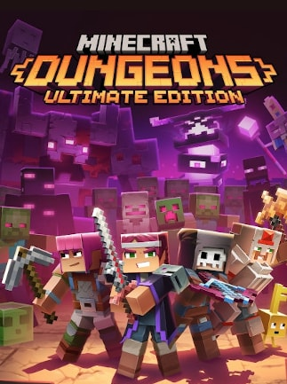 Minecraft: Dungeons | Ultimate Edition (PC) - Steam Gift - EUROPE - 1