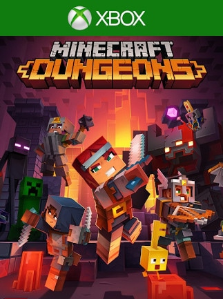 Minecraft: Dungeons (Xbox One) - Xbox Live Key - GLOBAL - 1