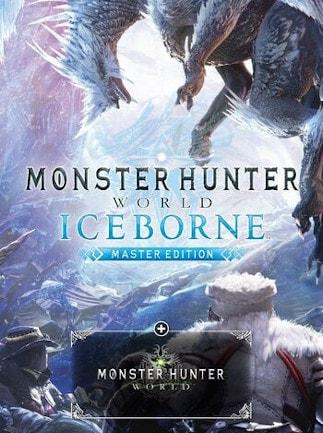 Monster Hunter World: Iceborne | Master Edition (PC) - Steam Key - GLOBAL - 1