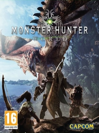 Monster Hunter World Steam Key GLOBAL - 1
