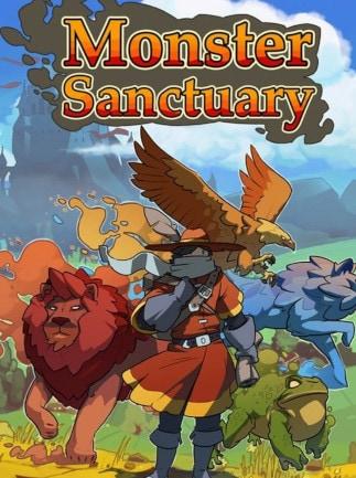Monster Sanctuary (PC) - Steam Gift - JAPAN - 1