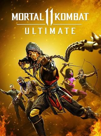 Mortal Kombat 11 | Ultimate Edition (PC) - Steam Key - GLOBAL - 1
