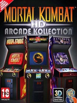 Mortal Kombat Arcade Kollection Steam Key GLOBAL - 1