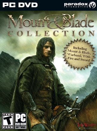 Mount & Blade Full Collection Steam Gift GLOBAL - 1