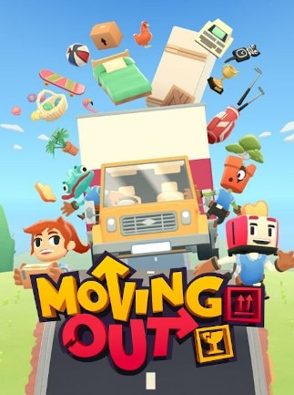 Moving Out (PC) - Steam Key - GLOBAL - 1