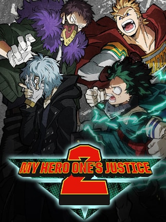 MY HERO ONE'S JUSTICE 2 (Standard Edition) - Steam - Gift GLOBAL - 1
