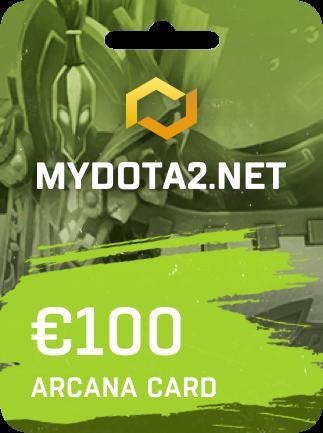 MYDOTA2.net Gift Card 100 EUR - 1