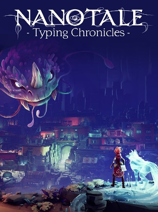 Nanotale - Typing Chronicles (PC) - Steam Gift - JAPAN - 1