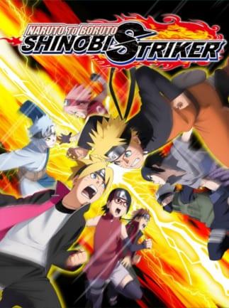 NARUTO TO BORUTO: SHINOBI STRIKER   Deluxe Edition (PC) - Steam Key - GLOBAL - 1