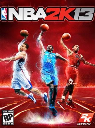 NBA 2K13 Steam Key GLOBAL - 1