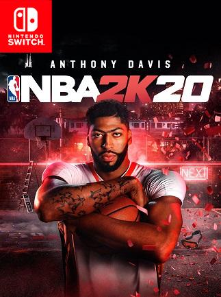 NBA 2K20 (Nintendo Switch) - Nintendo Key - EUROPE - 1
