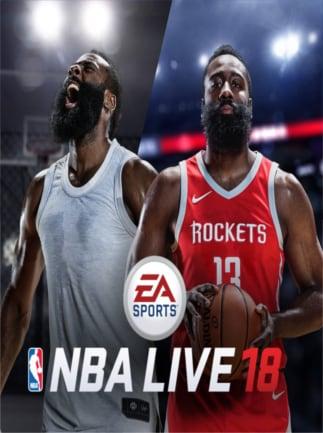 NBA LIVE 18 Xbox One Xbox Live Key GLOBAL - 1