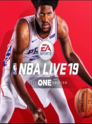 NBA Live 19: The One Edition PSN Key UNITED STATES - 1