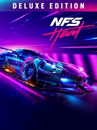 Need for Speed Heat   Deluxe Edition (PC) - Steam Gift - GLOBAL - 1