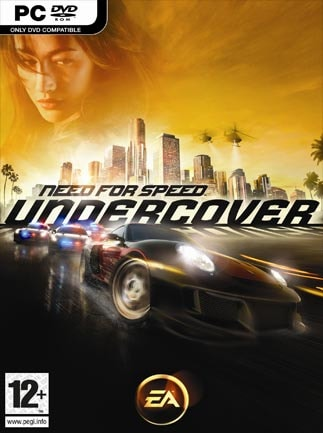 Need For Speed: Undercover (PC) - Origin Key - GLOBAL - 1