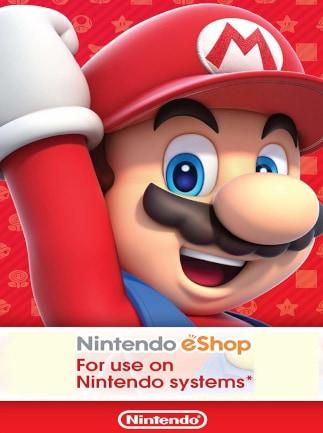 Nintendo eShop Card 5 USD Nintendo NORTH AMERICA - 1