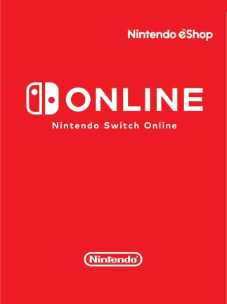 Nintendo Switch Online Individual Membership 12 Months MEXICO - 1