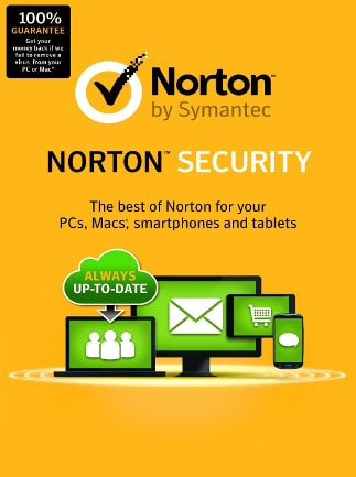 Norton Security (5 Devices, 90 Days) - Symantec Key - GLOBAL - 1