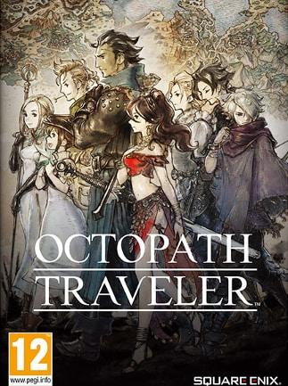 Octopath Traveler Steam Key GLOBAL - 1