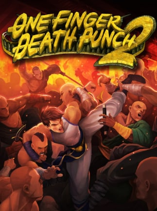 One Finger Death Punch 2 (PC) - Steam Key - GLOBAL - 1