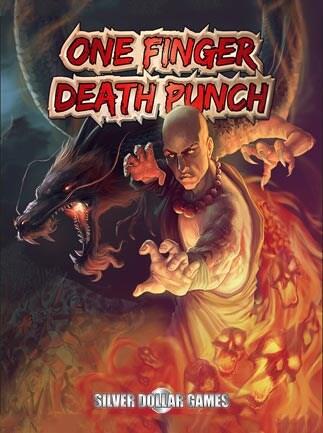 One Finger Death Punch Steam Key GLOBAL - 1