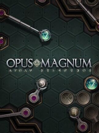Opus Magnum (PC) - Steam Key - GLOBAL - 1