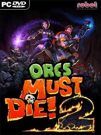 Orcs Must Die! 2 Steam Key GLOBAL - 1