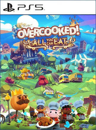 Overcooked! All You Can Eat (PS5) - PSN Key - UNITED STATES - 1