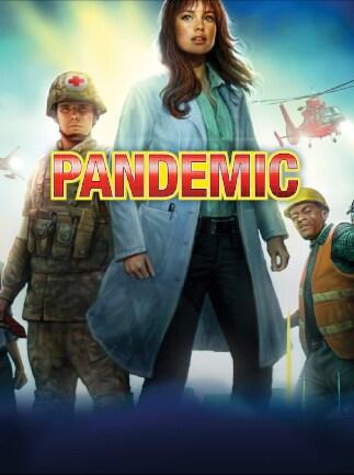 Pandemic: The Board Game Steam Key GLOBAL - 1