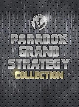 Paradox Grand Strategy Collection (PC) - Steam Key - GLOBAL - 1