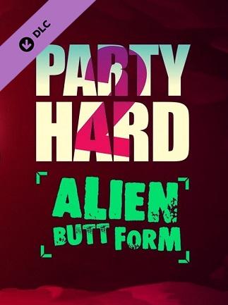 Party Hard 2 DLC: Alien Butt Form (PC) - Steam Key - GLOBAL - 1