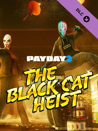 PAYDAY 2: Black Cat Heist (PC) - Steam Gift - GLOBAL - 1