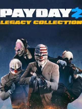 PAYDAY 2: Legacy Collection (PC) - Steam Key - GLOBAL - 1