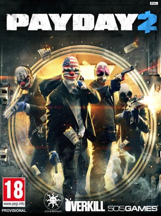 PAYDAY 2 Steam Key SOUTH EASTERN ASIA - 1