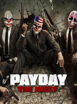 PayDay: The Heist Steam Key GLOBAL - 1