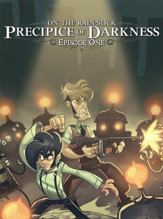 Penny Arcade Adventures: On the Rain-Slick Precipice of Darkness, Episode One Steam Key GLOBAL - 1
