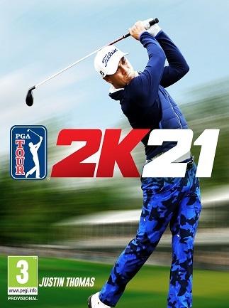 PGA TOUR 2k21 (PC) - Steam Key - GLOBAL - 1