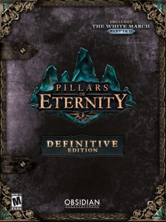 Pillars of Eternity - Definitive Edition (PC) - Steam Key - GLOBAL - 1