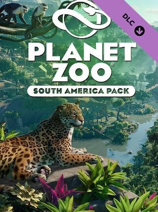 Planet Zoo: South America Pack (PC) - Steam Key - GLOBAL - 1