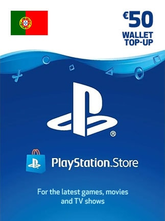 PlayStation Network Gift Card 50 EUR - PSN PORTUGAL - 1