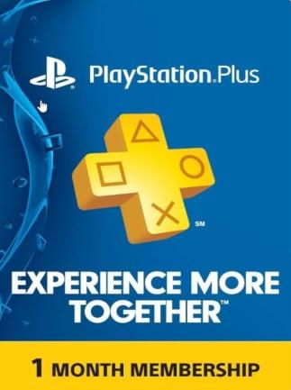 Playstation Plus CARD 30 Days SAUDI ARABIA PSN - 1