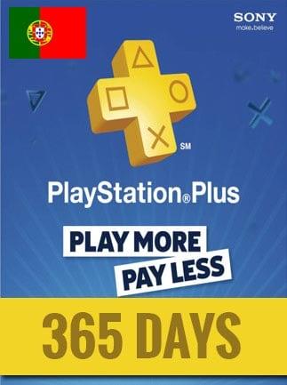Playstation Plus CARD 365 Days PSN PORTUGAL - 2