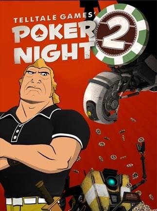 Poker Night 2 Steam Key GLOBAL - 1